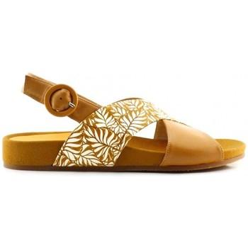 Chaussures Femme Sandales et Nu-pieds Gadea VAR1496 Marron