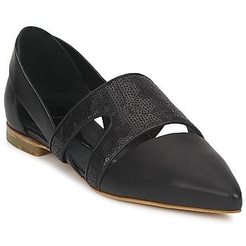 Chaussures Femme Ballerines / babies McQ Alexander McQueen 318321 Noir