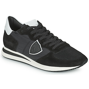 Chaussures Homme Baskets basses Philippe Model TRPX LOW BASIC Noir