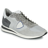 Chaussures Homme Baskets basses Philippe Model TRPX LOW MAN Gris