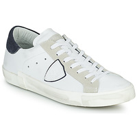 Chaussures Homme Baskets basses Philippe Model PRSX LOW MAN Blanc