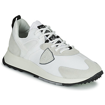 Chaussures Homme Baskets basses Philippe Model ROYALE LOW MAN Blanc
