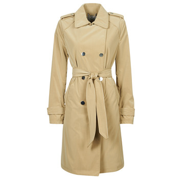 Vêtements Femme Trenchs Guess SUSAN TRENCH Beige