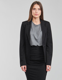 Vêtements Femme Vestes / Blazers Guess SPERANZA BLAZER Noir