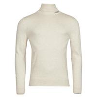 Vêtements Homme Pulls Guess LANE BASIC TURTLE NECK Blanc