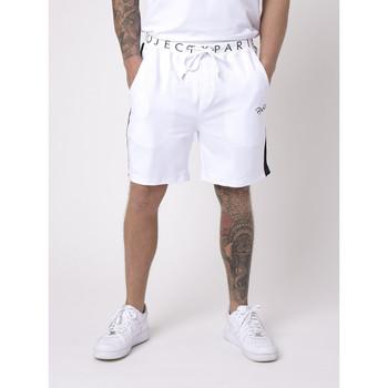 Vêtements Homme Shorts / Bermudas Project X Paris Short Blanc