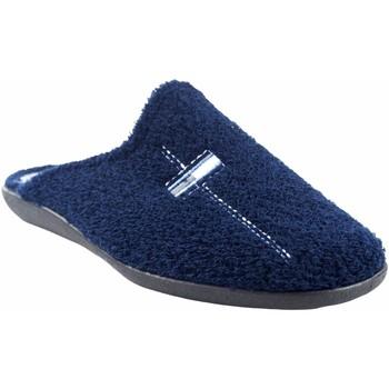 Chaussures Homme Chaussons Neles Rentrer à la maison gentleman  P6-6724 bleu Bleu