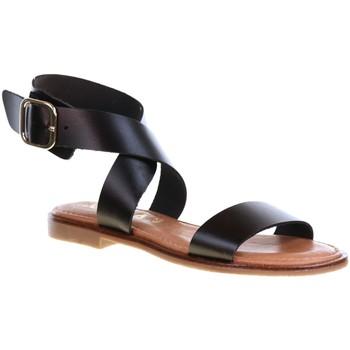 Chaussures Femme Sandales et Nu-pieds Kaola 793 Noir