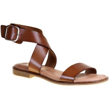 Chaussures Femme Sandales et Nu-pieds Kaola 793 Camel