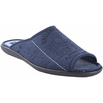 Chaussures Homme Chaussons Neles Rentrer à la maison gentleman  N3-37742 bleu Bleu