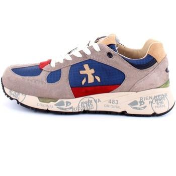 Chaussures Homme Baskets basses Premiata MASE 5169 Baskets homme bleu bleu