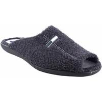 Chaussures Homme Chaussons Neles Rentrer à la maison gentleman  P6-6742 gris Gris