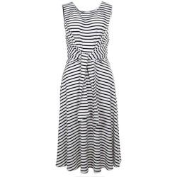 Vêtements Femme Robes courtes Molly Bracken - Robe midi - blanc Blanc
