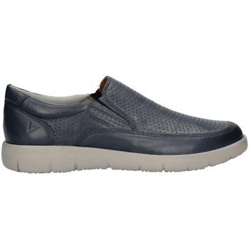 Chaussures Homme Mocassins Valleverde 36970PE21 MOCASSIN HOMME Homme BLEU BLEU