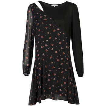 Vêtements Femme Robes courtes Patrizia Pepe  Noir