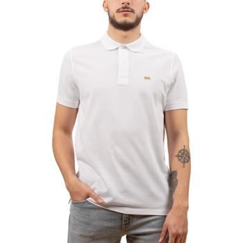 Vêtements Polos manches courtes Klout  Blanco