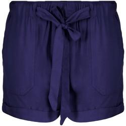 Vêtements Fille Shorts / Bermudas Deeluxe Short MERIDA Navy