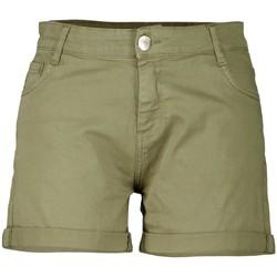 Vêtements Fille Shorts / Bermudas Deeluxe Short CERISE Light Khaki