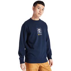 Vêtements Homme Sweats Timberland Logo arbre Bleu