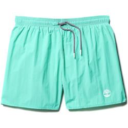 Vêtements Homme Maillots / Shorts de bain Timberland Sunapee lake solid Vert
