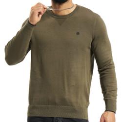 Vêtements Homme Sweats Timberland Crew sweater Kaki