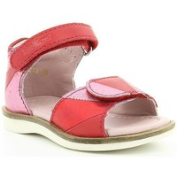 Chaussures Fille Sandales et Nu-pieds Kickers Giusti FUSCHIA