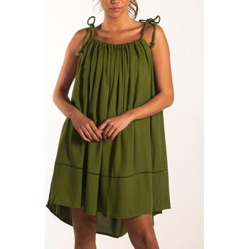 Vêtements Femme Robes courtes Beachlife Robe estivale bain-de-soleil Beachwear Kaki