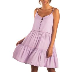 Vêtements Femme Robes courtes Beachlife Robe estivale fines bretelles Lavendula Violet