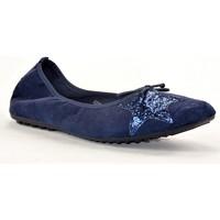 Chaussures Femme Ballerines / babies Suredelle BAL20 MARINE