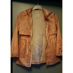 Vêtements Fille Blousons Carrément Beau Imperméable carrément beau Orange