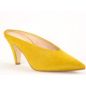 Chaussures Femme Escarpins La Bottine Souriante LBS6561 JAUNE