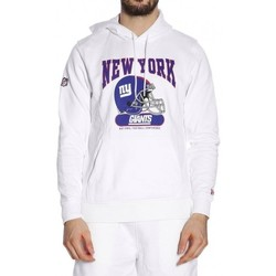 Vêtements Homme Sweats New-Era HOODY  NFL ARCHIE NEW YORK GIANTS / BLANC Blanc