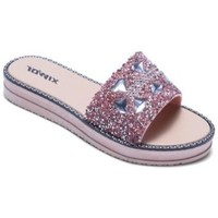 Chaussures Femme Claquettes Cendriyon Sandales Rose Chaussures Femme Rose