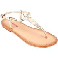 Chaussures Femme Sandales et Nu-pieds Les Tropéziennes par M Belarbi Sandale Narvil Or