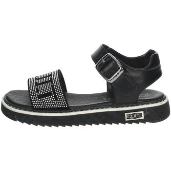 Chaussures Fille Sandales et Nu-pieds Cult STONE Noir