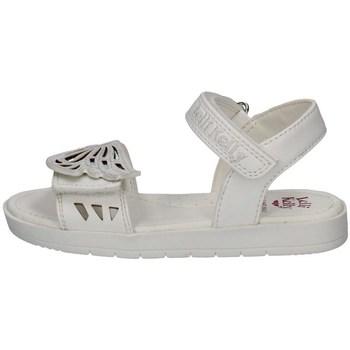 Chaussures Fille Sandales et Nu-pieds Lelli Kelly LK 7520 BLANC