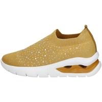 Chaussures Femme Baskets basses CallagHan 45806 JAUNE