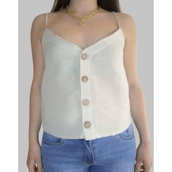 Vêtements Femme Débardeurs / T-shirts sans manche Backstage Shopping Top Leila Beige