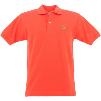Vêtements Homme Polos manches courtes Lacoste 1212 polo homme Homard Homard