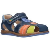 Chaussures Garçon Sandales et Nu-pieds Pablosky 099327 Niño Azul marino bleu