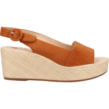 Chaussures Femme Sandales et Nu-pieds Högl Sandales Braun/Beige