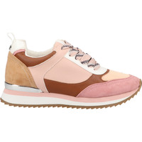 Chaussures Femme Baskets basses La Strada Sneaker Beige/Pink