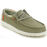 Chaussures Homme Mocassins Hey Dude WALLYWASHEDE21.26_44 Vert