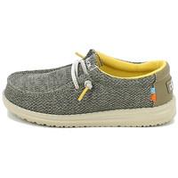 Chaussures Garçon Mocassins Hey Dude WALLYYOUTH.26_30 Vert