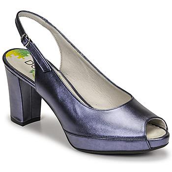 Chaussures Femme Escarpins Dorking MODALIA Marine