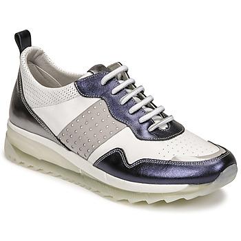Chaussures Femme Baskets basses Dorking VIP Blanc