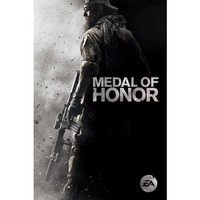 Maison & Déco Affiches, posters Medal Of Honor Poster  Calm Tier one Noir