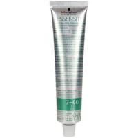 Beauté Accessoires cheveux Schwarzkopf Essensity Ammonia-free Permanent Color 7-60  60 ml