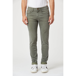 Vêtements Homme Jeans slim Lee Cooper Jeans LC128 Vintage Green VINTAGE GREEN