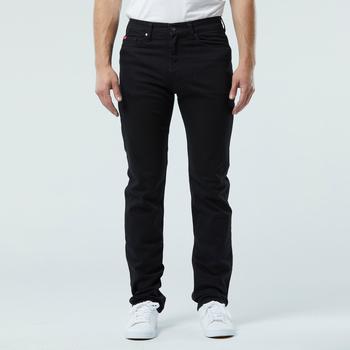 Vêtements Homme Jeans slim Lee Cooper JJans LC118ZP Black Brut Black Brut